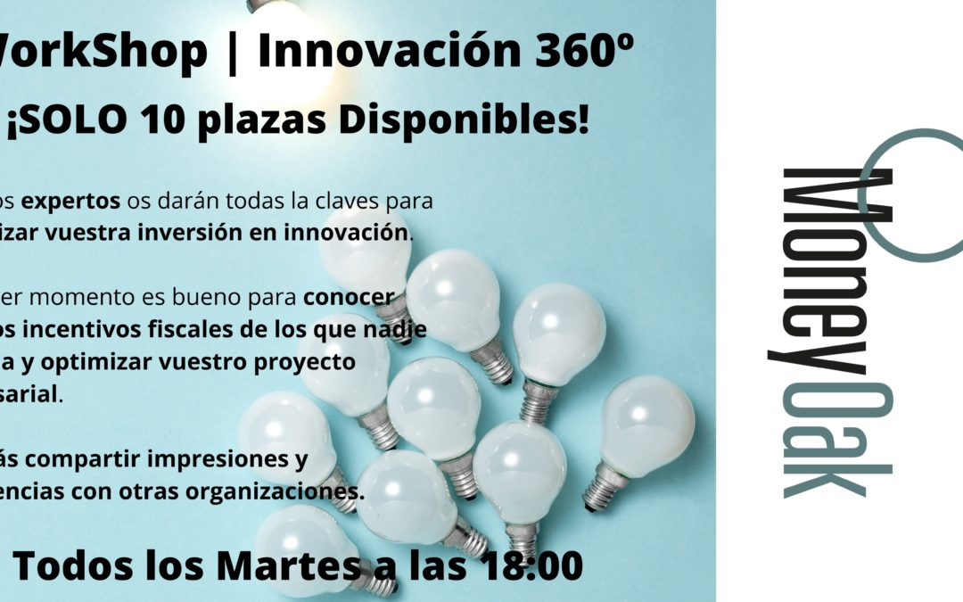 WorkShop | Innovación 360º